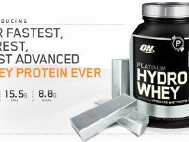 Optimum Nutrition Whey Gold Standart 2.3kg Tik 40€