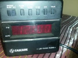 Laikrodis.2vnt.angliskas variantas - nuotraukos Nr. 2