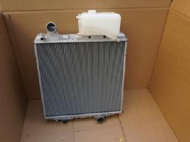 John deere radiatorius, naujas (Behr Vokiškas)