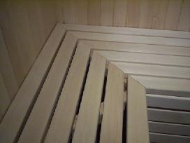 Liepos mediena pirtims! Dailylentės, gultai. - nuotraukos Nr. 2