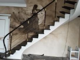 Laiptai, turėklai, stogeliai, vartai - nuotraukos Nr. 2