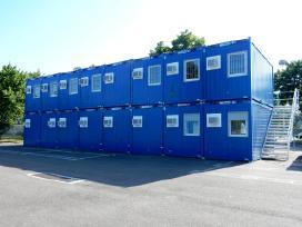 Biuro,buitinia,sandėliavimo konteineriai. - nuotraukos Nr. 3