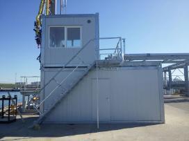 Biuro,buitinia,sandėliavimo konteineriai. - nuotraukos Nr. 8