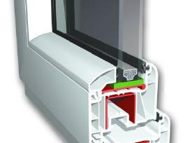 Plastikiniu langu remontas, reguliavimas. Langai