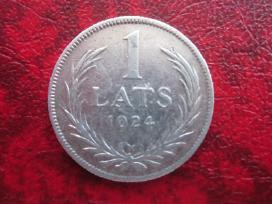 Latvija sidabras 1-2-5 latai