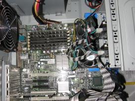Parduodamas Serveris Intel Xeon, RAM 9gb, HDD 76gb