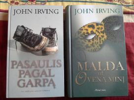 """John Irving """"Malda už Oveną Minį"""""""