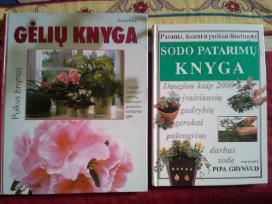 Knygos apie gėles, sodo patarimai - 6€