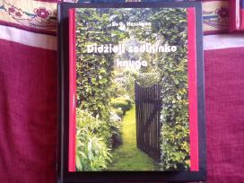 Knygos apie gėles, sodo patarimai