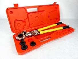 Vamzdžių presavimo įrankis