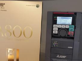 Mitsubishi Electric dažnio keitikliai Išpardavimas