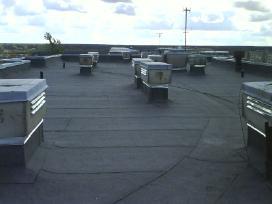 Dengiame stogus su prilydoma danga