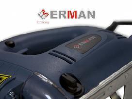 Siaurapjūklis Erman 1250 w.