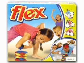 Twister ir Flex Du panašus aktyvūs žaidimai