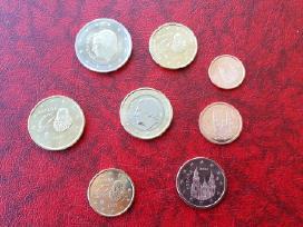 Ispanija 2016 euro rinkinukas Unc