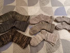 Vilnonės kojinės - nuotraukos Nr. 10