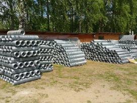 Tinklinės Tvoros/ Kuolai