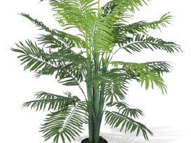 Dirbtinė Fenikso palmė su vazonu 241356 vidaxl