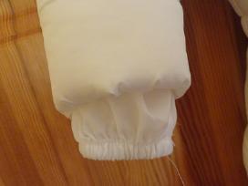 Balta striukytė, dydis nuo 1 metukų