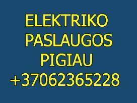 Elektrikas Klaipeda