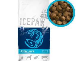 Icepaw - antialerginis, vieno baltymo šunų maistas