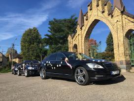 Proginių Automobilių Nuoma Mercedes Benz S klase