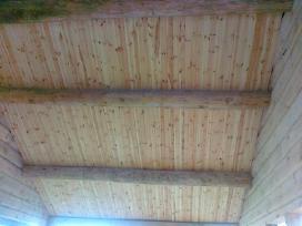 Medinių namų gamyba ir statyba