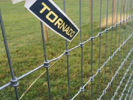 Šilauogių plantacijų aptverimo tvoros