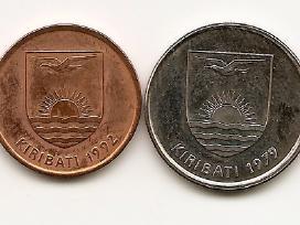 Kiribatis 1 ir 5 centai