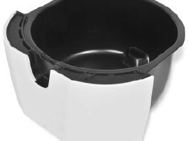 Krosnelė/gruzdintuvė ir Nerūdijančio Plieno 3,5 l