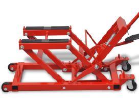 Hidraulinis Motociklo/atv Keltuvas, 680 kg, vidaxl