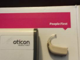 Oticon Safari Power 600 klausos aparatai