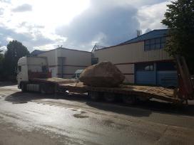 Negabaritinių krovinių pervežimas, tralo nuoma