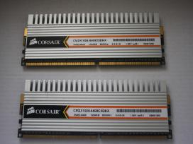 4 GB Ddr2 Corsair Xms 2 800mhz 4x1gb - nuotraukos Nr. 2