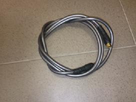 S-video kabelis, 1,5 metro ilgio.