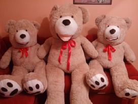 Pliušiniai Teddy bear didžiaburniai meškiai