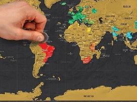 Keliautojo žemėlapis Nutrinamas žemėlapis - nuotraukos Nr. 2