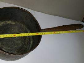 Kolekcinis Puodas varinis net 1833 metų! - nuotraukos Nr. 3