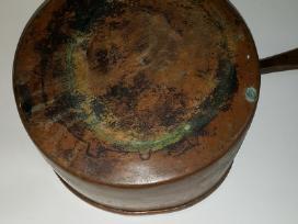 Kolekcinis Puodas varinis net 1833 metų! - nuotraukos Nr. 4