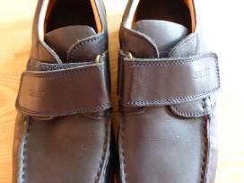 Itališki odiniai bateliai berniukui - nuotraukos Nr. 2