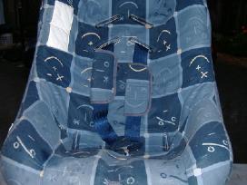 Automobilinė kėdutė - nuotraukos Nr. 2