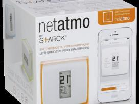 Netatmo Thermostat smart Apple irenginys