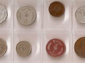 Izraelio 8 monetų rinkinukas - nuotraukos Nr. 2