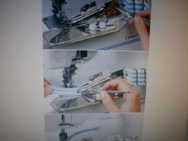 Plokščiasiūlės Janome Coverpro 2000cpx už 355eur - nuotraukos Nr. 2