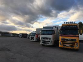 Parkingas krovininiam transportui