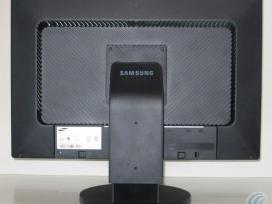 Perku monitorių Samsung Syncmaster 225bw - nuotraukos Nr. 4
