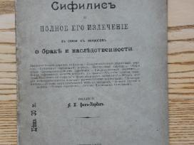 Sifilis i polnoje jego ižlečenije. 1907m.