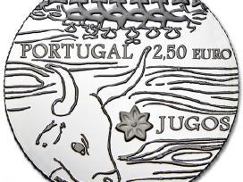 Portugalija 2,50 euro 2014 Jugos