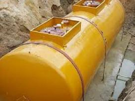Požeminės talpyklos. Cisternos kurui - nuotraukos Nr. 8