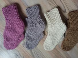 Parduodu megztas kojines